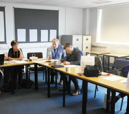 Second Transnational Meeting in Lancaster