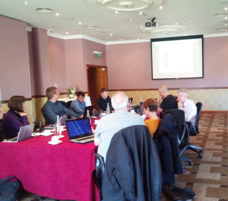 Transnational Training Event in Trim